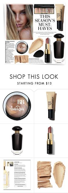 """""""Weekend Must Haves"""" by katrinaalice ❤ liked on Polyvore featuring beauty, See by Chloé, Bobbi Brown Cosmetics, Physicians Formula, Sonia Kashuk, H&M, Victoria's Secret and beautyblender"""
