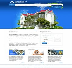 Real Estate Website Modular Homes, Internet Marketing, This Is Us, Photo Galleries, Web Design, Floor Plans, Real Estate, How To Plan, Website