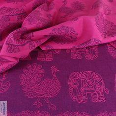 Didymos Winter Wool India Wrap (wool) Image