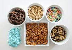 Snack Necklace - DIY Mama