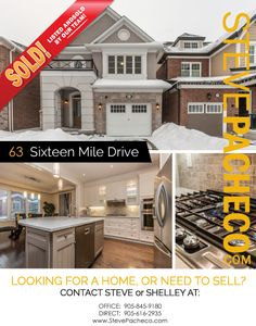 Elegant, Modern, Luxury'The Preserve' Oakville's Finest New Sixteen Mile Drive, . Pan Photo, New Community, New Homes, Floor Plans, Real Estate, Mansions, House Styles, Modern Luxury, Preserve