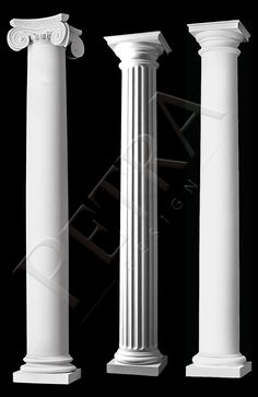 Browse up the data regarding interior columns, Architectural Columns and learn a lot of regarding it. We offer several interior column shapes, including round, decorative column, Cover and GRG columns with all the variation that comes with it. Architectural Columns, Interior Columns, Home Interior Design, Interior And Exterior, Architectural Features, Exterior Colors, Square Columns, Stone Columns, Ceiling Design
