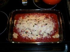 Turkey Parmesan - South Beach Phase 1 from Food.com: This is a wonderful dinner when you're doing the South Beach diet. It almost meets those cravings for carbs! Courtesy of South Beach's Quick & Easy cookbook.