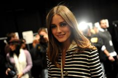 The Olivia Palermo Lookbook : New York Fashion Week Fall 2012