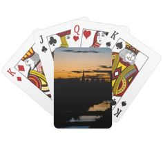 Playing Cards from Tullamore - home gifts ideas decor special unique custom individual customized individualized