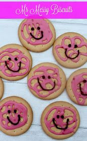 Mr Messy biscuits for a Mr Men Birthday Party Could even get the little people involved with the baking fun with these biscuits! Birthday Gag Gifts, Birthday Dinners, Man Birthday, Birthday Sayings, Birthday Crafts, Birthday Images, Birthday Greetings, Birthday Wishes, Happy Birthday