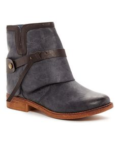 Look what I found on #zulily! Navy Sheyri Boot #zulilyfinds