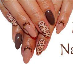 Fall Leopard Nail Art & Bornprettystore Review   AmazingNailArt.org
