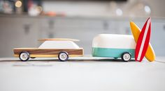 Love these wooden cars.  - Woody by Candylab Toys -