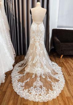 Gatsby Wedding Dress, Great Gatsby Wedding, Fit And Flare Wedding Dress, Custom Wedding Dress, Fall Wedding Dresses, Summer Wedding, Wedding Gowns, Mermaid Wedding, Wedding Venues