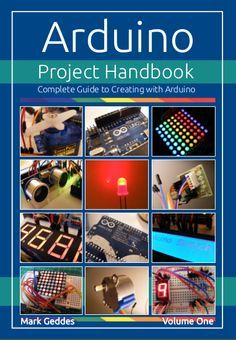 Arduino Project Handbook   Indiegogo Check out http://arduinohq.com for cool new arduino stuff!
