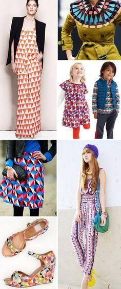 Triangle Fashion.