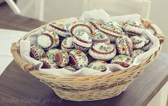 Ready for Easter Easter Cookies, Laundry Basket, Wicker Baskets, Spring, Home Decor, Decoration Home, Room Decor, Home Interior Design, Laundry Hamper