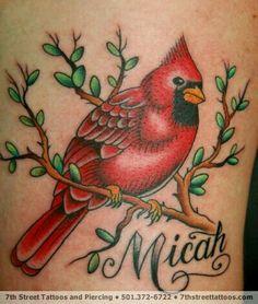 Cardinal for Gma.