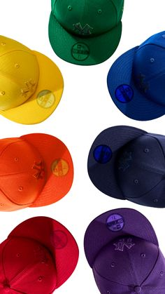 128e80ad046cea Color Prism Pack by New Era - MLB & NBA 59FIFTYs in 7 Colors | LIDS