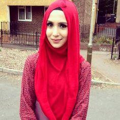 Amenakin hijab style