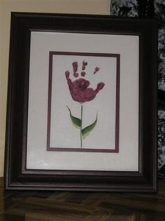 Hand Print Crafts for Halloween, Trees, Hearts, ect.
