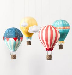 crafts DIY etsy tagged hot air balloon