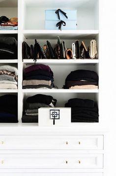 Closet Organizing: Tips, Tricks and Hacks