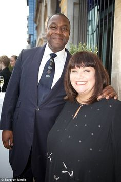 Dawn French and Lenny Henry granted 'quickie' divorce on grounds of his 'unreasonable behaviour' Lenny Henry, Divorce, Marriage, Jennifer Saunders, Dawn French, Vicars, Behavior, Entertainment, Celebs