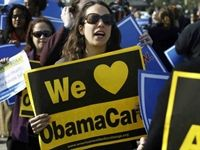 """Even though Obamacare was marketed heavily to women when President Barack Obama accused Republicans of waging a """"war on women"""" during the 2012 campaign while using """"the life of Julia"""" to promote the legislation, women are now the driving force behind the law's opposition."""