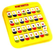 Flip-up Alphabet - Overstock™ Shopping - Big Discounts on Other Educational Toys