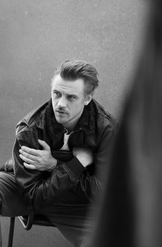 Inspired by our originals. Reimagined for today. Behind the Scenes | FRYE Modern Icons - Boyd Holbrook.