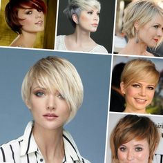 In this fall pixie haircut, boy cut, asymmetrical short crop are really fashionable. You should think about getting one of these styles otherwise you will Unsere TOP: hairstyle 2016 short hair 1000 ideas about Popular Haircuts on | Haircuts, Shorter Hair and Hair short hair cuts new styles | Latest Short Hairstyles Haircuts 2016, Short Haircuts for Women, Ladies There are a lot of beautiful hairstyles which you can wear at different kinds of events. For me short haircuts are very feminine…