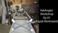 Ep 01: Kayak Work Stand