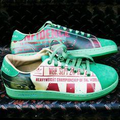 7ac8230ff50f adidas - Muhammad Ali - Custom - Heavyweight Championship Of The World -  Movement - Culture - Legend.