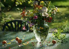 Summer bouquet by @Victoria Belyaeva-Dumesh