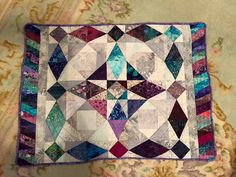 Pillow sham by Laurie Phillips Blair