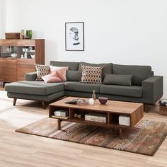 Why You Should Buy A Grey Sofa | Pinterest | Gray, Design trends and ...