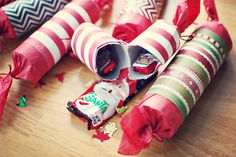 12 DIY Christmas crackers   Mum's Grapevine