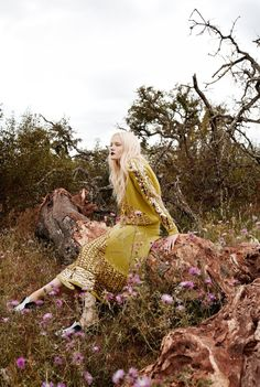 Elle Poland September 2014 | Maja Salamon by Agata Pospieszynska