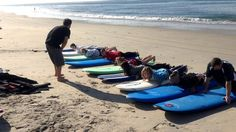 PADDLE OUT & DROP IN - SURF LESSON FOR TWO