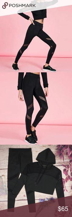 Women Sportswear 2 pieces Hoodie + Leggings New ✖Fast shipping✖ Urban Outfitters Tops Sweatshirts & Hoodies