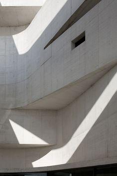 Imagem 4 de 74 da galeria de Fundação Iberê Camargo: bases e variações / Álvaro Siza. Fotografia de Fernando Guerra | FG+SG