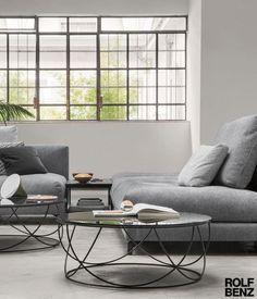 new rolf benz 8770 woonkamer verbouwing hedendaags meubilair kleurrijke meubels marcel sofa