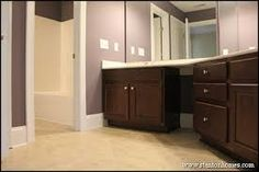 Image result for angled bathroom cabinets