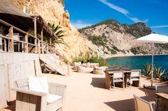 Amante Beach club, Ibiza. Great ceasar salad!!