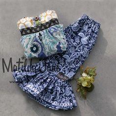 Bottoms | Mjc LookBooks - Navy Pier ruffles ~ Platinum (Size 4)