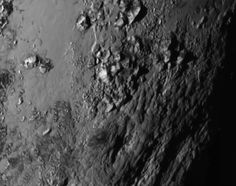 A day after its successful flyby of Pluto, NASA's New Horizons spacecraft sent back a handful of images.