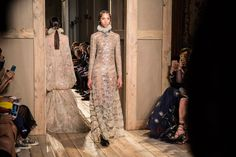 A photo diary of the fall 2016 couture shows that were presented in Paris on Wednesday.
