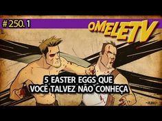 5 Easter Eggs que talvez você não conheça! | OmeleTV #250.1