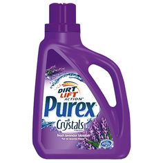 Purex Laundry Detergent with Crystals Fragrance