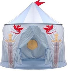 This would be great for the kids to play in at SCA events
