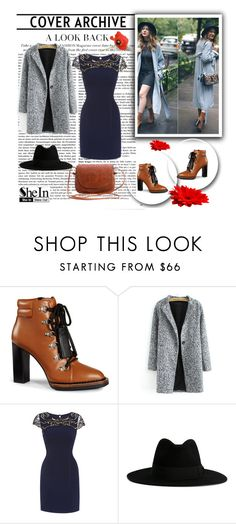 """""""SheIn 10/VIII"""" by nermina-okanovic ❤ liked on Polyvore featuring Tod's, Yves Saint Laurent and shein"""