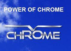 New #unique #chrome system