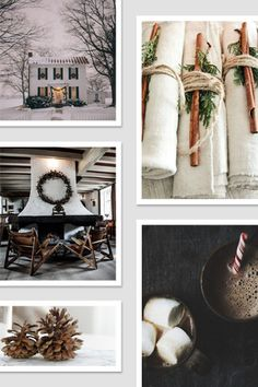 10 Seasonal Pinterest Boards To Follow NOW #refinery29  http://www.refinery29.com/2013/12/59233/holiday-pinterest-ideas#slide6  Caitlin Flemming   Interiors' maven Caitlin Flemming's blog Sacramento Street is a refined guide to a design-savvy living, and her Pinterest is no exception. Curating gorgeous imagery that you could browse all day long, Flemming's boards are nothing short of an inspired winter wonderland with a sophisticated touch. Warm fireplaces, inviting hot chocolate, and ...